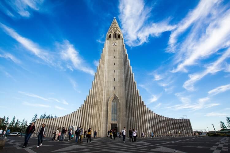 izlazak iz reykjavika