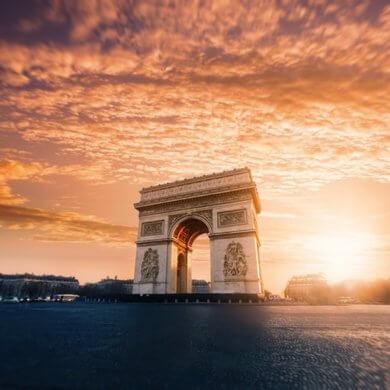 Pariz 5 dana