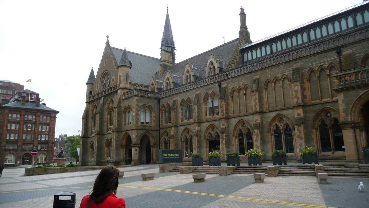 Čarobna Škotska i London