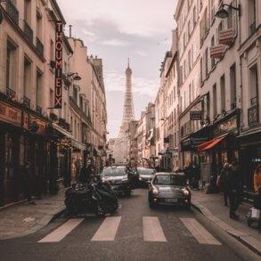 Pariz zrakoplovom
