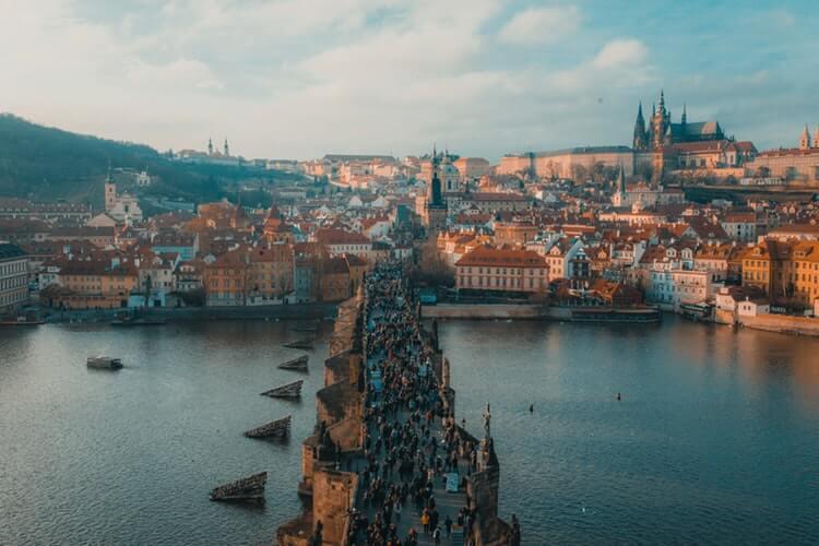 Ljepote Praga