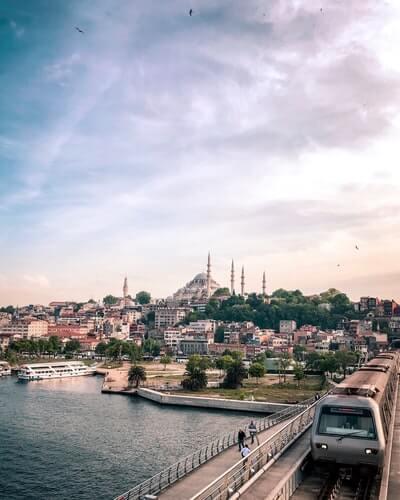Kapadokija i Istanbul