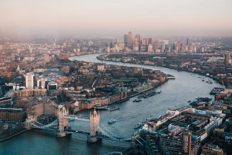 Sjaj velikih gradova