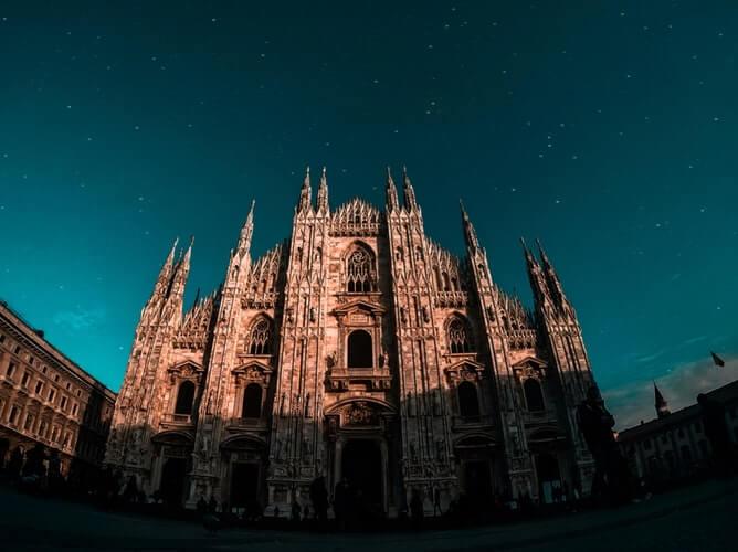 Milano i Verona