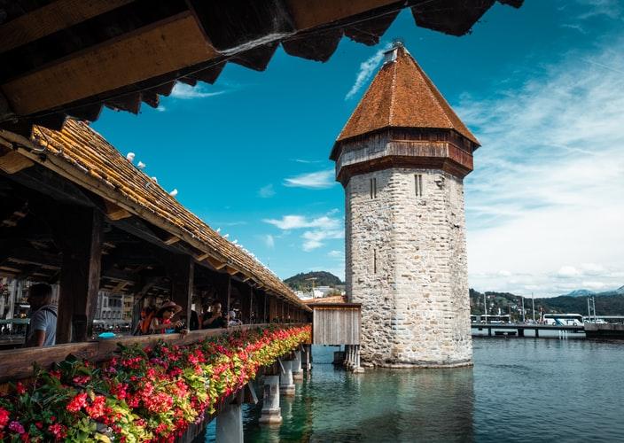 Nova godina 2021. Švicarska