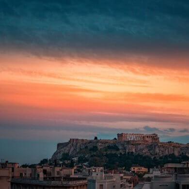 Atena - 4 dana