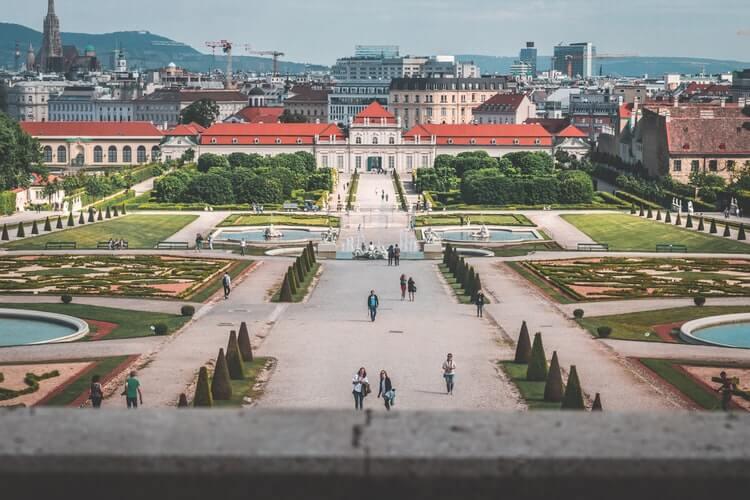 Beč Austrija