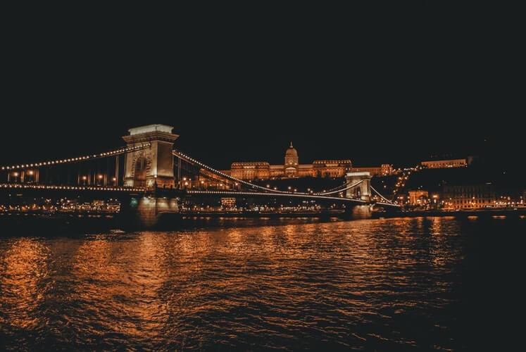 Zimski praznici - Budimpešta