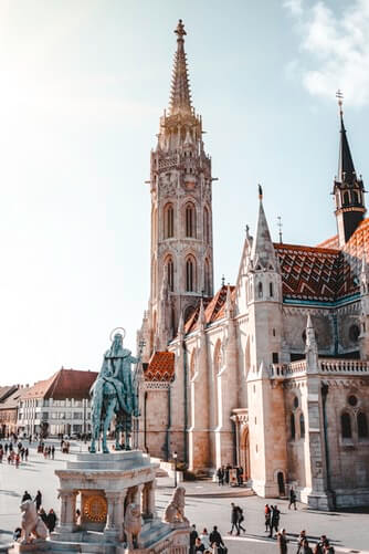 Sjaj Budimpešte