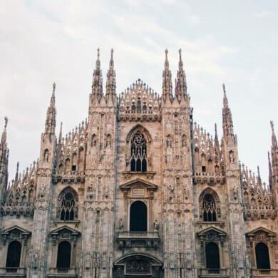 Advent 2020. Milano