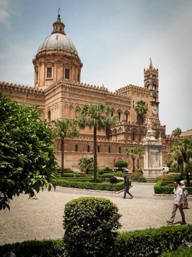 Nova godina 2021. Sicilija