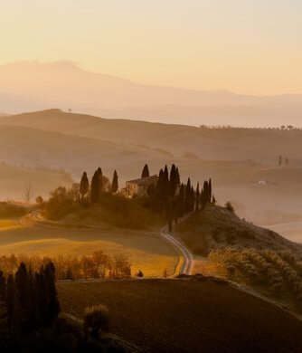 Nova godina 2021. Toskana