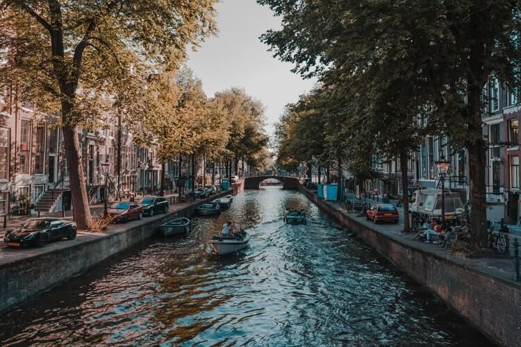 Amsterdam Nizozemska