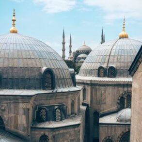 Nova godina 2021. - Istanbul