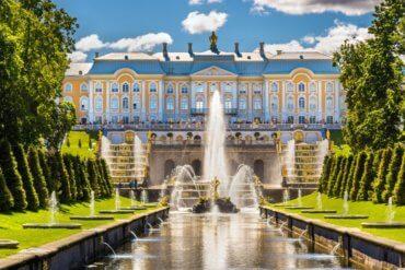 St. Peterburg Rusija