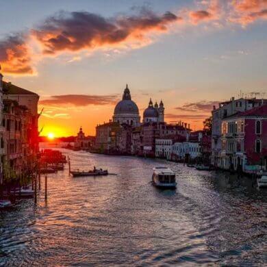 Zimski praznici - Venecija