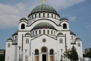 Nova godina 2021. Beograd