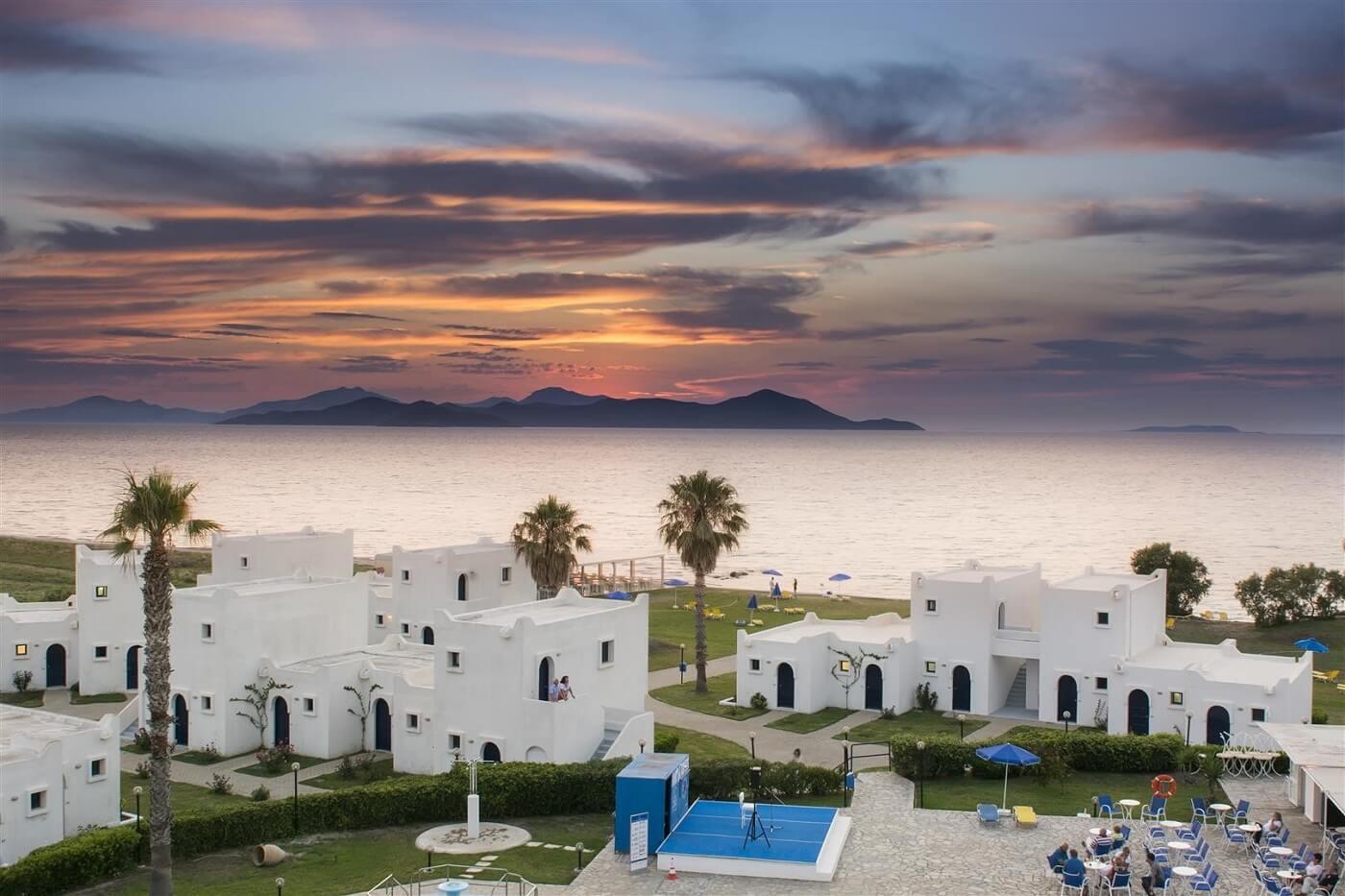 Kos Grčka