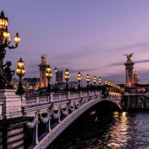 Nova godina 2021. Pariz