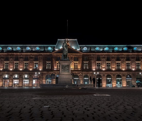 Advent 2020. - Strasbourg