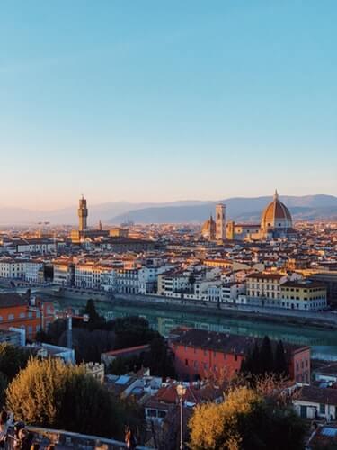 Zimski praznici - Toskana