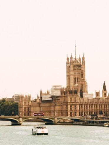 London 4 dana