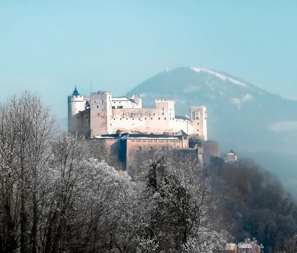 Salzburg i jezera advent 2020.