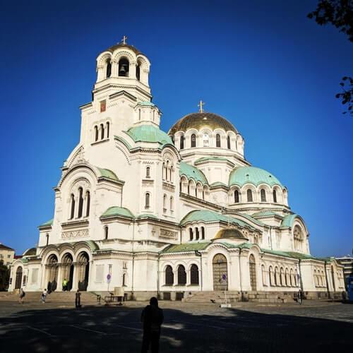 Nova godina 2021. Bugarska