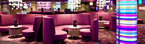 MSC Splendida bar